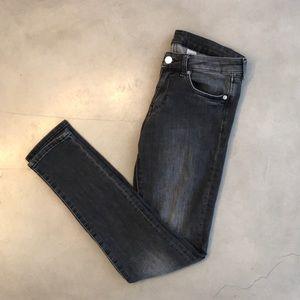 H&M skinny low waist denim
